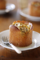 Woman's Weekly Brand extension Julie Le Clerc. Feijoa coconut syrup cakes.  Carolyn Robertson Photography